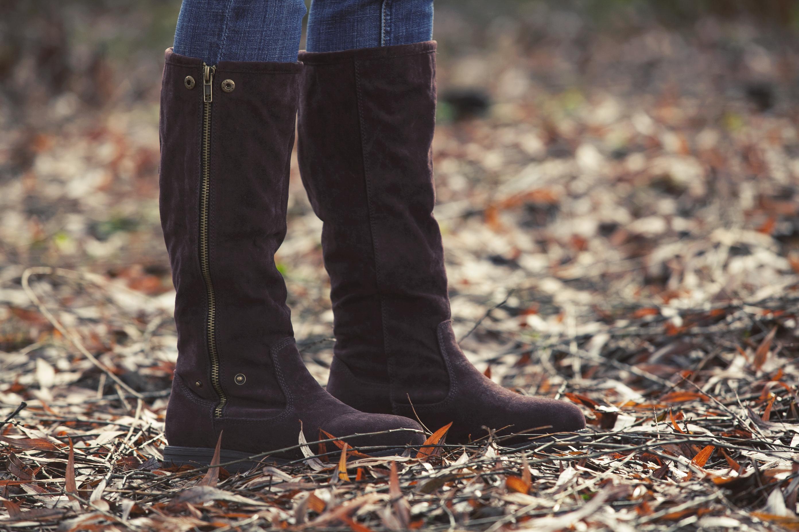 8f17cff04bf MUK LUKS® Women's Demi Boots – Dark Brown | Slippers.com - Shop Comfy