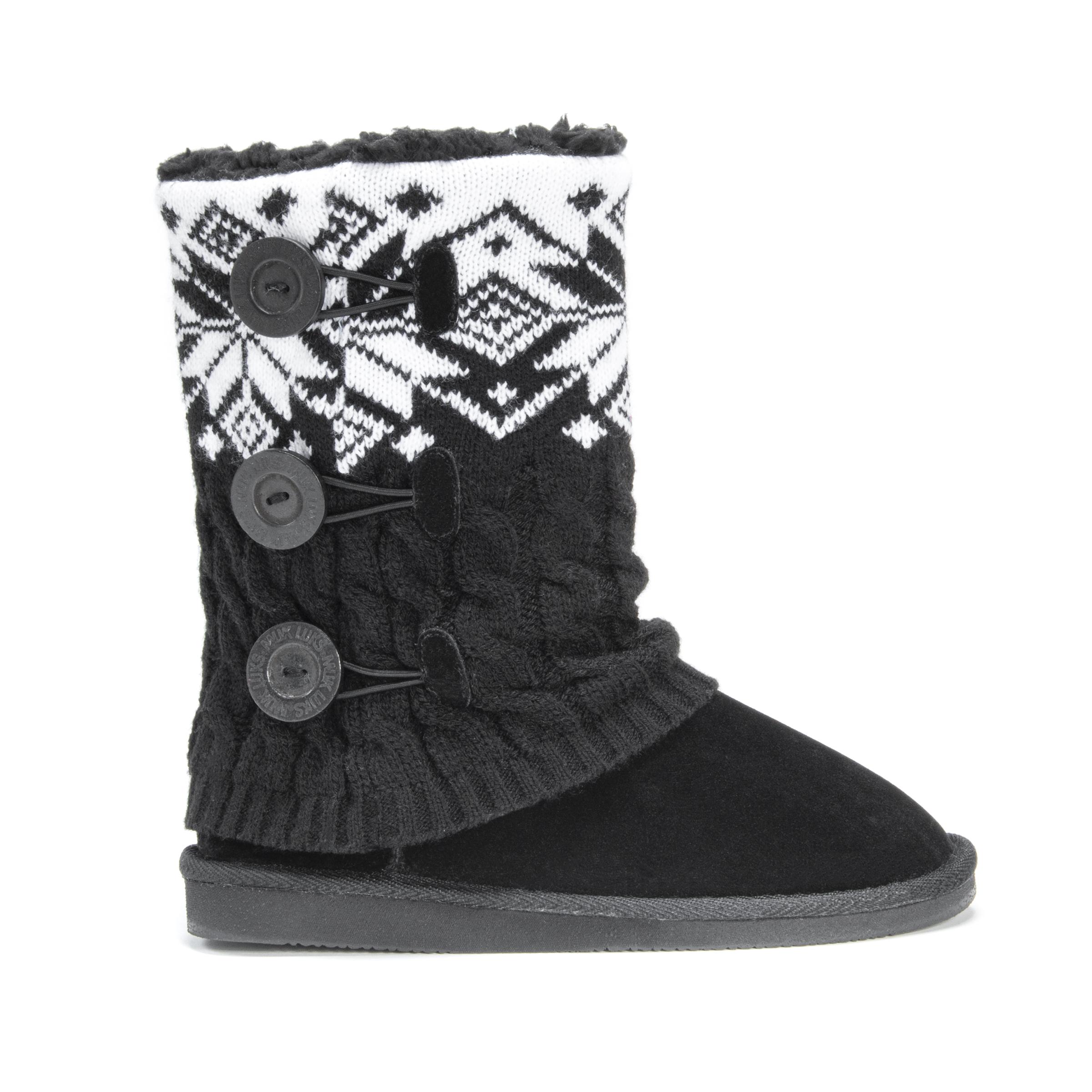 2186ee056e9753 MUK LUKS® Women s Cheryl Boots – Black