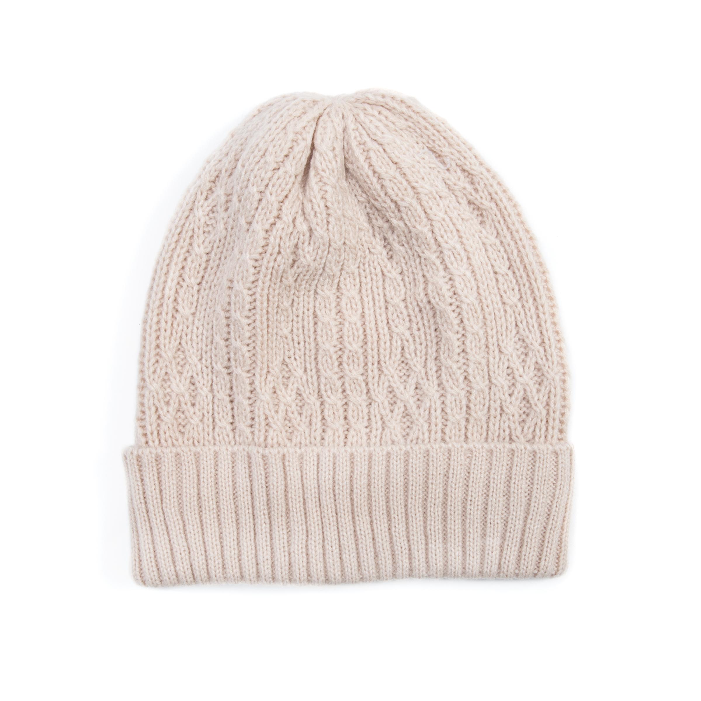 Home Women Accessories Hats   Caps Skullies   Beanies MUK LUKS® Women s  Textured Cuff Cap – Rose e47f373ec5c