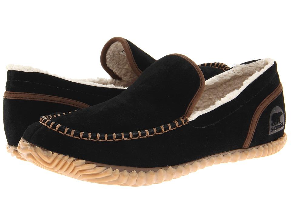 Home>Uncategorized>SOREL – Sorel Dude Moctm (Black/Red Dahlia) Men's  Slippers