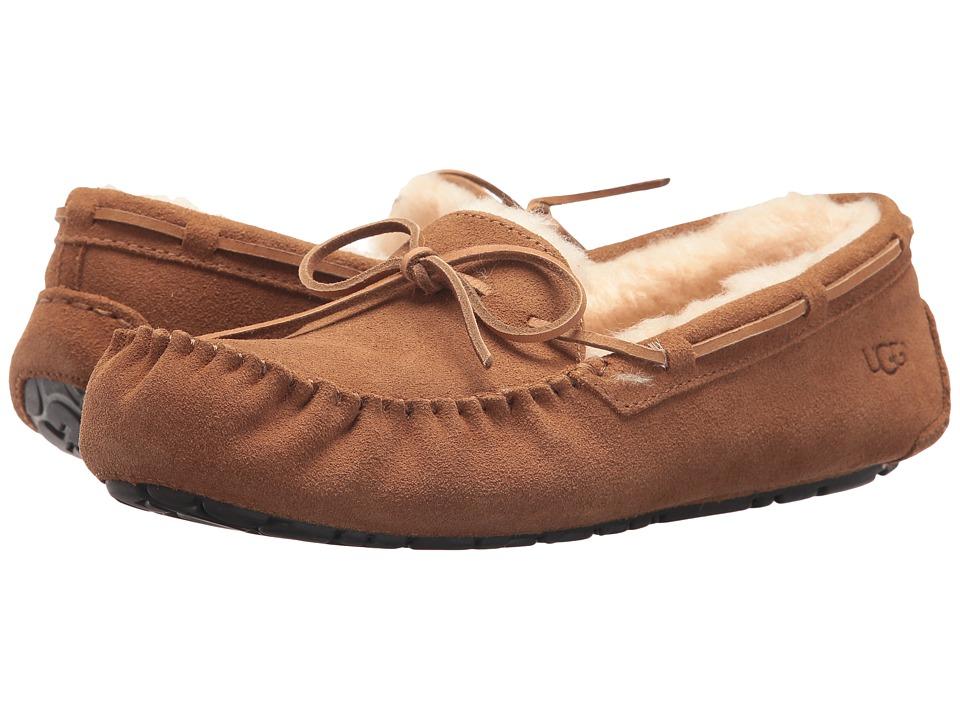 78f83695279 UGG Olsen (Chestnut Suede) Men's Slip on Shoes