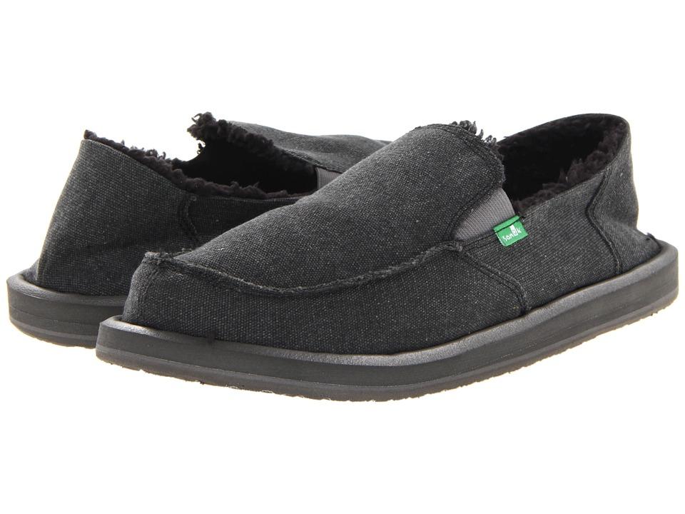 Sanuk Men Vagabond Slip On Shoes