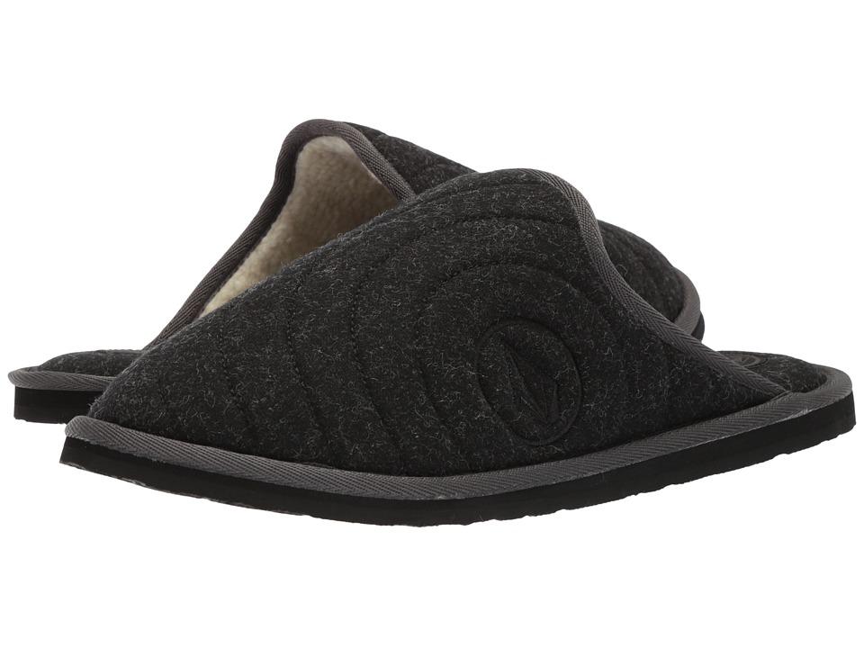 Home>Men>Shoes>Men's Slippers>Volcom – Slacker 2 Slipper (Black) Men's Shoes