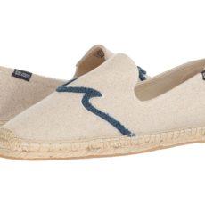 Soludos - Waves Smoking Slipper (Sand) Men's Slippers