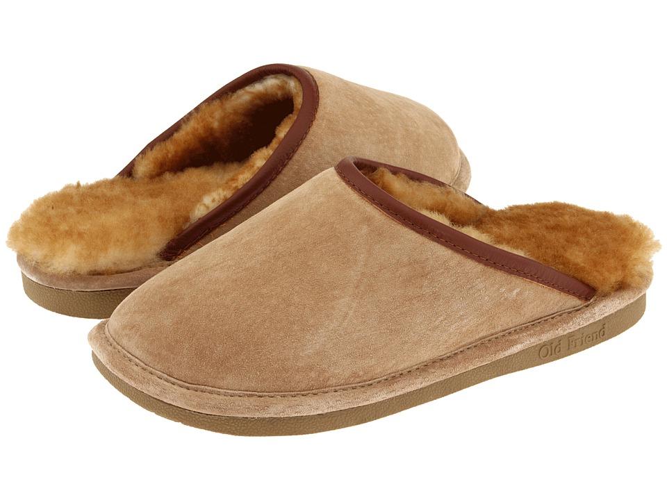 d861936f11f Old Friend Scuff (Chestnut) Men's Slippers
