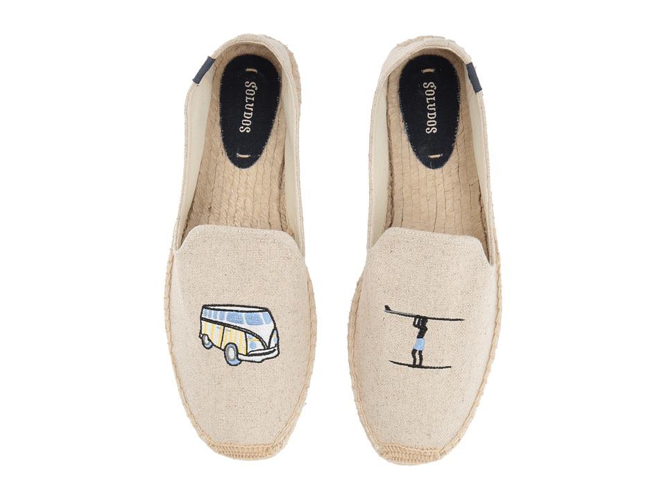 fbebf3de5786 Soludos Surf Van Smoking Slipper (Sand) Men s Slippers
