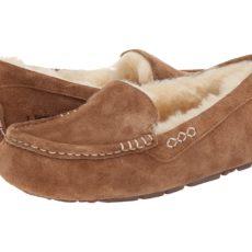 UGG Ansley (Chestnut) Women's Slippers