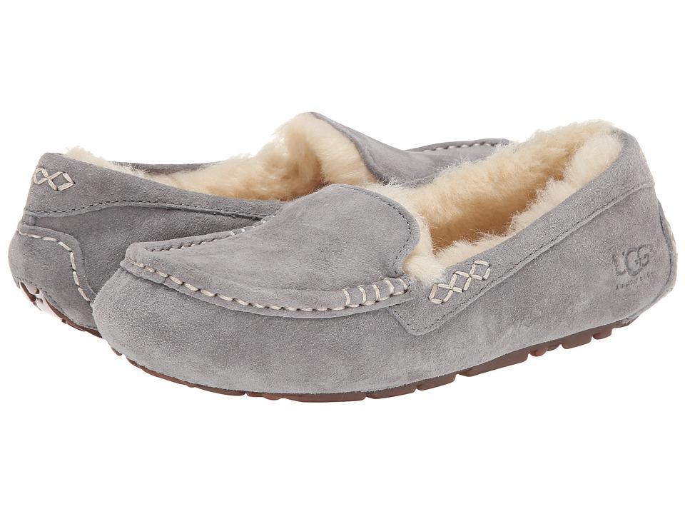 d98ee74ca82 UGG Ansley (Light Grey) Women's Slippers