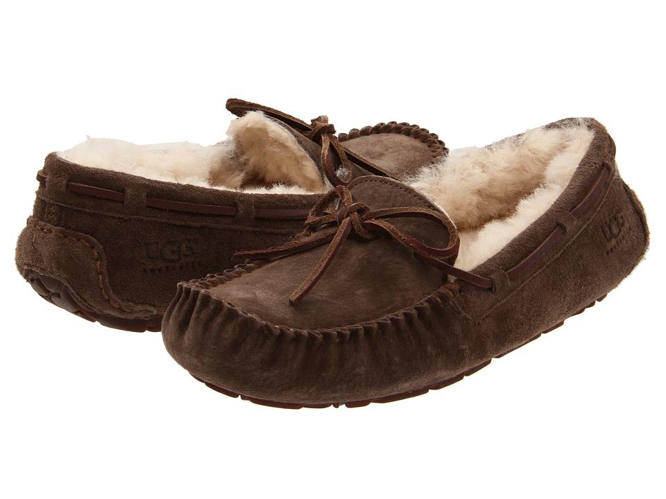 0cb0129be1d UGG Dakota (Espresso) Women s Moccasin Shoes