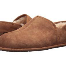 UGG Scuff Romeo II (Chestnut (Suede)) Men's Slippers