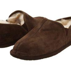 UGG Scuff Romeo II (Espresso) Men's Slippers