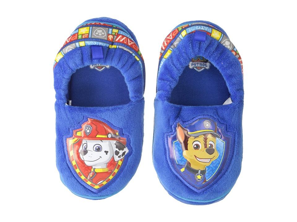 57731eb46 Josmo Kids Paw Patrol Slipper (Toddler/Little Kid) (Blue) Boys Shoes ...