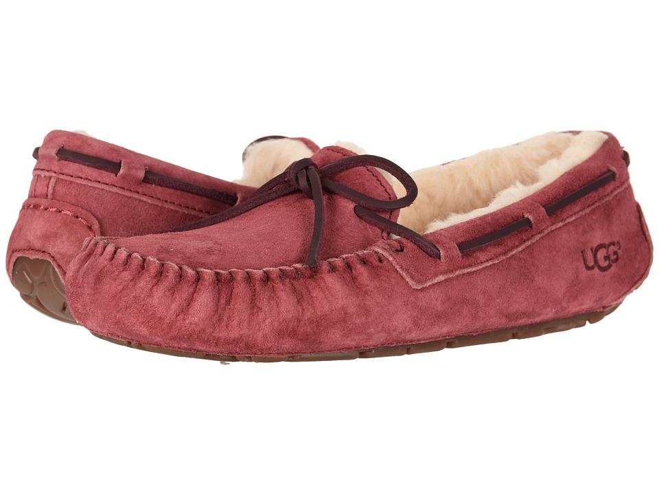 00749a246719c UGG Dakota (Redwood) Women s Moccasin Shoes