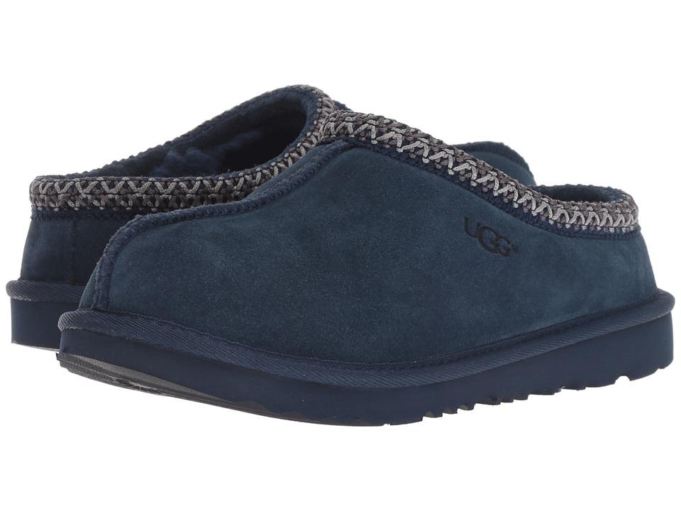 5d67361c06b UGG Kids Tasman II (Toddler/Little Kid/Big Kid) (New Navy) Kids Shoes