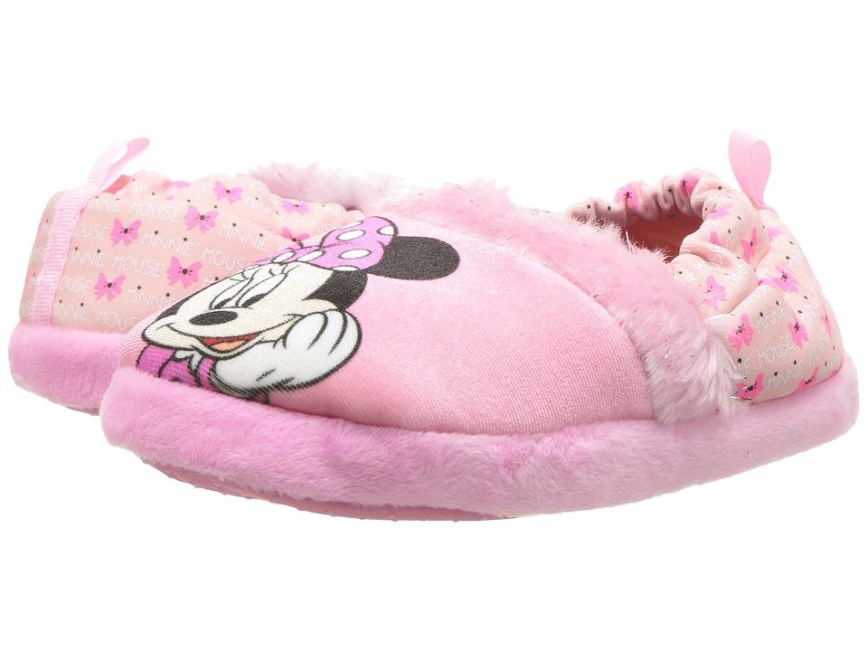 Josmo Kids Minnie Slipper (ToddlerLittle Kid) (Pink 1) Girls Shoes