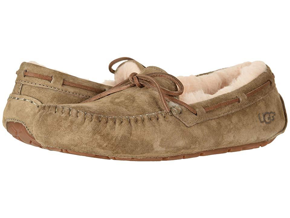 aac2e1573a1c UGG Dakota (Antilope) Women s Moccasin Shoes