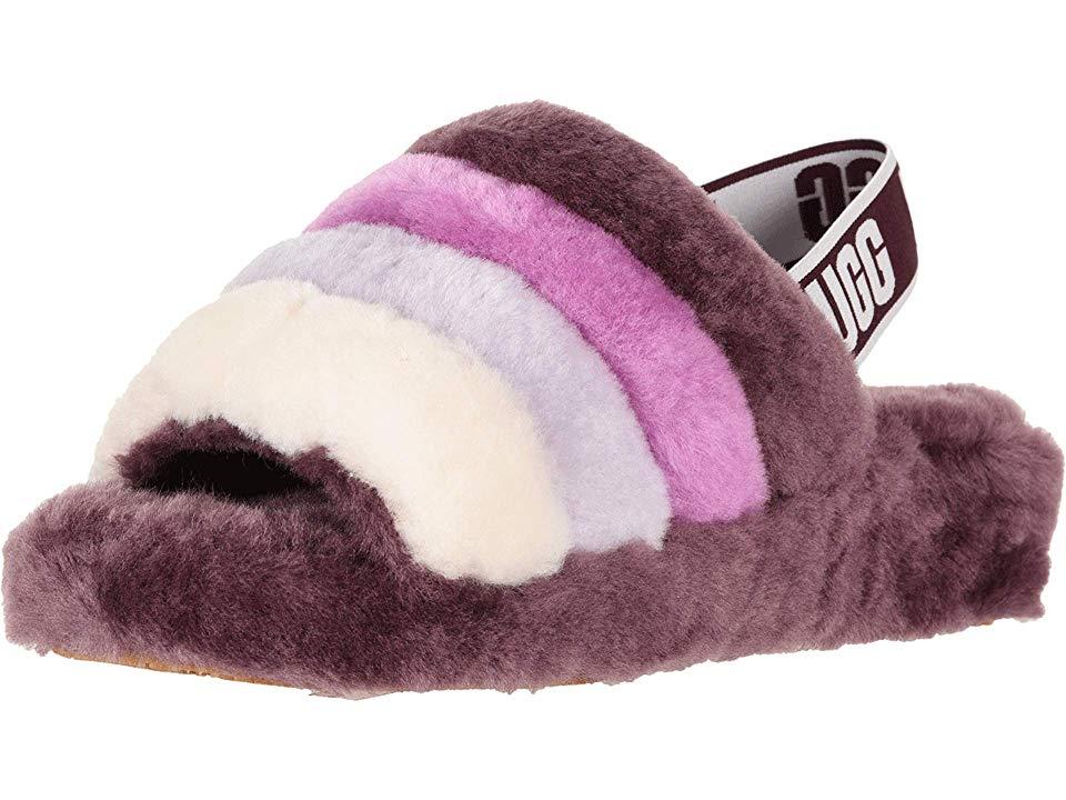 e1ad22fb687 UGG Fluff Yeah Slide (Port Multi) Women's Slippers