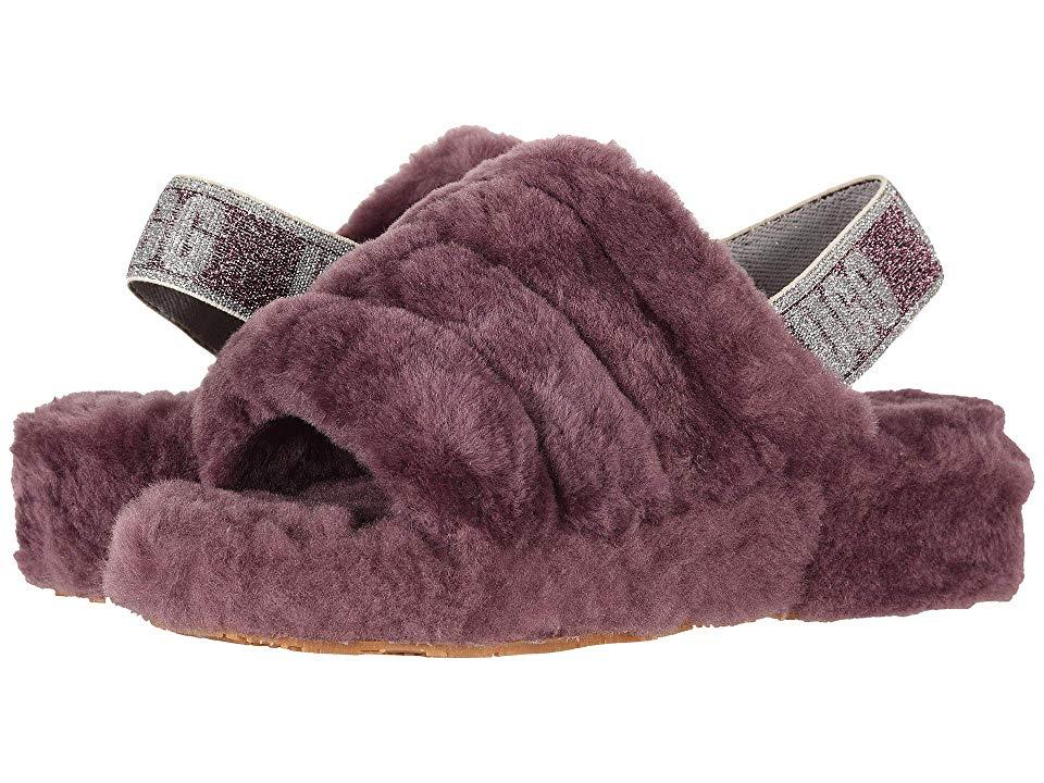 452ea1d7dcf UGG Fluff Yeah Slide (Port) Women's Slippers