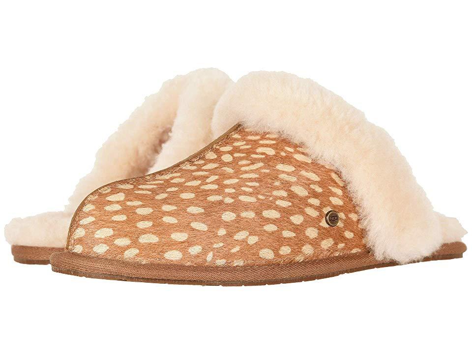 Ugg Scuffette Ii Idyllwild Chestnut Women S Slippers