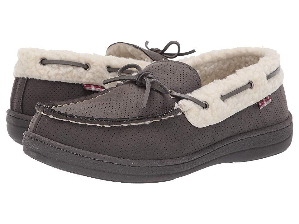 f3ac6c0f2f4 Ben Sherman Jeffery Slipper (Grey Perf) Men s Shoes