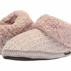 MUK LUKS Tinley (Violet Ice) Women's Slippers