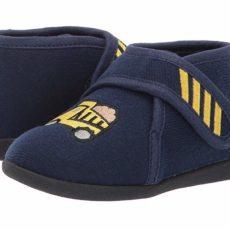 Foamtreads Kids Hauler (Toddler/Little Kid) (Navy) Boys Shoes