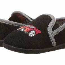 Foamtreads Kids Racer (Toddler/Little Kid) (Black) Boy's Shoes