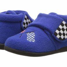 Foamtreads Kids Racer (Toddler/Little Kid) (Royal Blue) Boy's Shoes