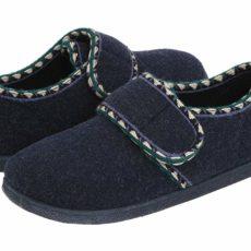 Foamtreads Kids Rocket (Toddler/Little Kid) (Navy) Boys Shoes