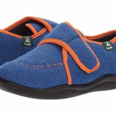 Kamik Kids Cozylodge (Toddler/Little Kid/Big Kid) (Blue) Boy's Shoes