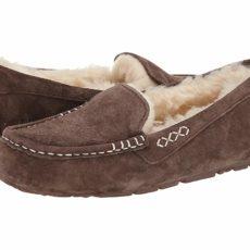 UGG Ansley (Chocolate) Women's Slippers