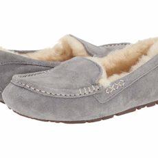 UGG Ansley (Light Grey) Women's Slippers