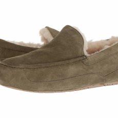 UGG Ascot (Moss Green) Men's Slippers