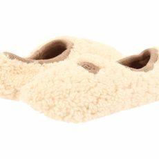 UGG Birche (Natural Sheepskin) Women's Slip on Shoes