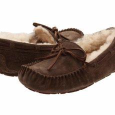 UGG Dakota (Espresso) Women's Moccasin Shoes