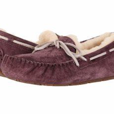 UGG Dakota (Port) Women's Moccasin Shoes
