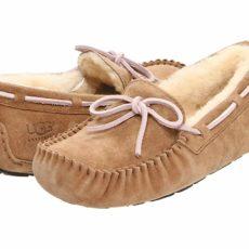 UGG Dakota (Tobacco-2) Women's Moccasin Shoes