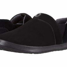 UGG Hanz (Black) Men's Slippers