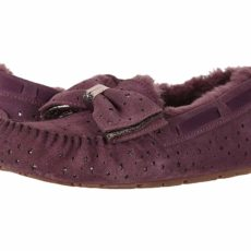 UGG Dakota Stargirl Slipper (Port) Women's Slippers