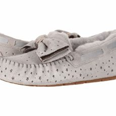 UGG Dakota Stargirl Slipper (Seal) Women's Slippers
