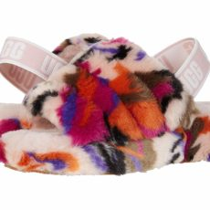 UGG Fluff Yeah Slide (Multi) Women's Slippers