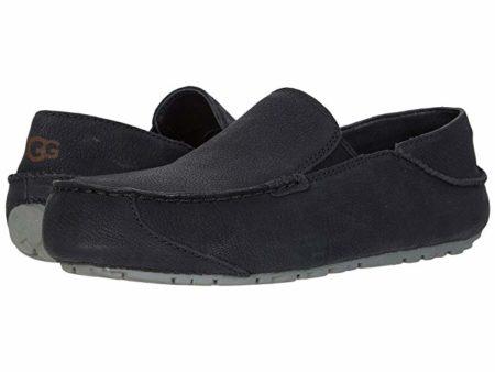 UGG Upshaw TS (Twinsole) (Black) Men's Shoes