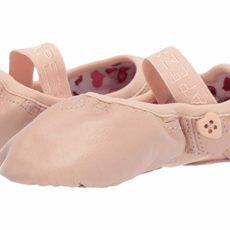 Capezio Kids Love Ballet - 2035C (Toddler/Little Kid) (Ballet Pink) Girl's Shoes