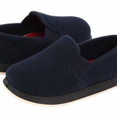 Foamtreads Kids Gizmo (Toddler/Little Kid) (Navy) Boys Shoes