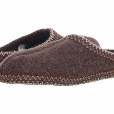 Haflinger AS Classic Slipper (Brown) Slippers