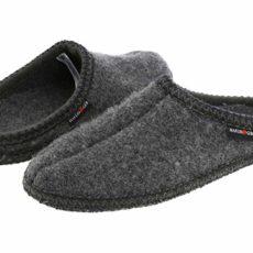 Haflinger AS Classic Slipper (Grey) Slippers