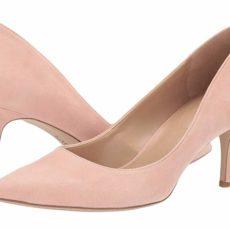 LAUREN Ralph Lauren Lanette (Ballet Slipper Kid Suede) Women's Shoes