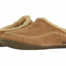 SOREL Falcon Ridgetm II (Camel Brown/Curry) Men's Slippers