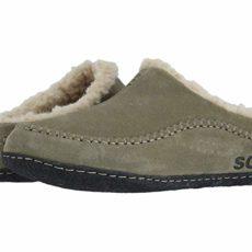 SOREL Falcon Ridgetm II (Sage/Black) Men's Slippers