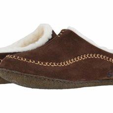 SOREL Falcon Ridgetm II (Tobacco) Men's Slippers
